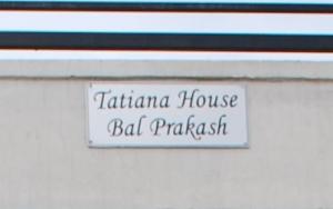 tatiana house nome